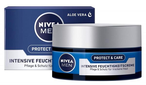 Nivea Men Tagescreme Protect and Care für Männer 50ml