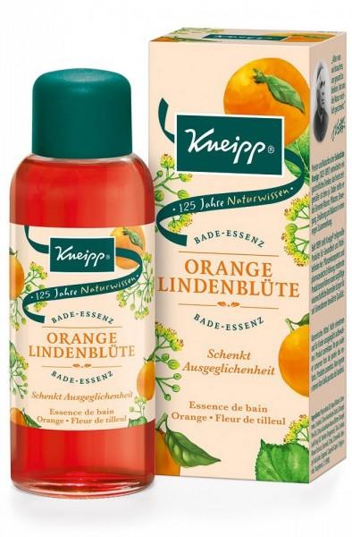 Kneipp Bade-Essenz Orange Lindenblüte Badeöl 100ml