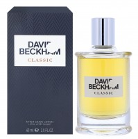 David Beckham Classic After Shave 60ml Rasierwasser