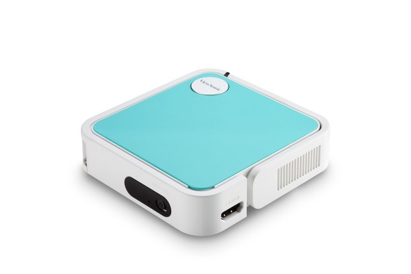 Viewsonic M1 LED Mini-Beamer mit JBL Sound Integrierter Akku