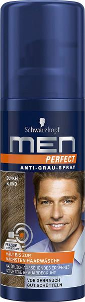 Men Perfect Anti-Grau-Spray Dunkelblond 120 ml